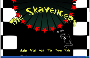 The-Skavengers-myspace