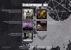 schizophrenic inc