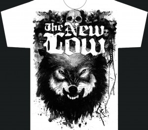 the new low ulv 300x262 The New Low t shirts illustration  The New Low T shirts Frontpage Bands